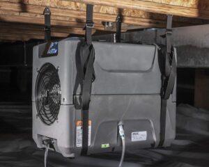 Dri-Eaz F515 PHD 200 Compact 75 Pint Crawlspace Dehumidifier