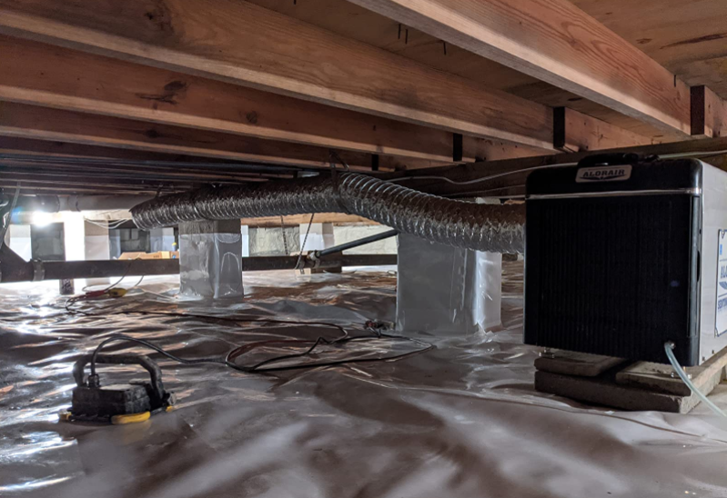 humidifier for crawl space